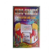 Fastrade Kids Table & Chair Set Multicolor