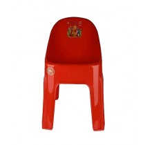 Fastrade Plastic Chair For Kids Red