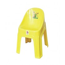 Fastrade Plastic Chair For Kids Yellow