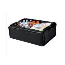 Ferozi Traders Chill Chest Car Insulated Box Black