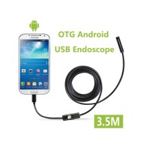 Ferozi Traders Android & PC USB Endoscope Cam 3.5M
