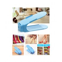 Ferozi Traders Easy Shoes Organizer - Blue