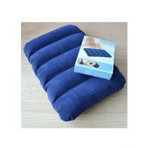 Ferozi Traders Intex Travel Rest Air Pillow Blue