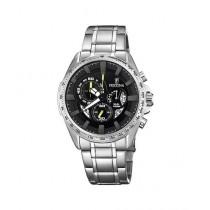 Festina Chronograph Sport Mens watch Silver (F6864/6)