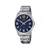 Festina Men's Stainless Steel Watch Blue (F16981/4)