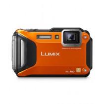 Panasonic Lumix DMC-TS6 Digital Camera Orange