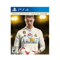 FIFA 18 Ronaldo Edition Game For PS4