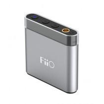 FiiO A1 Portable Headphone Amplifier Silver