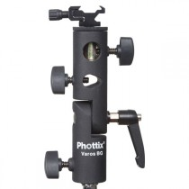 Phottix Varos II BG Multi-Function Flash Shoe Holder