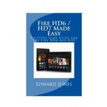 Fire HD6 / HD7 Made Easy Book