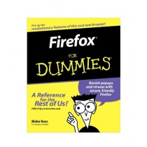 Firefox For Dummies Book 1st Edition