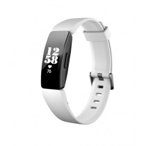 Fitbit Inspire HR Fitness Tracker White/Black