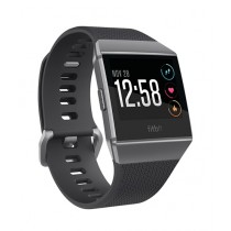 Fitbit Ionic Smartwatch Charcoal/Smoke Gray