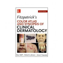 Fitzpatrick's Color Atlas and Synopsis of Clinical Dermatology Book 7th Edition