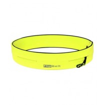 FlipBelt Classic Exercise Belt Nuclear Yellow