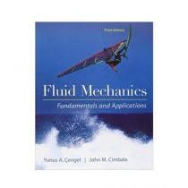 Fluid Mechanics Fundamentals & Applications Book