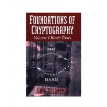 Foundations of Cryptography Book 1st Edition
