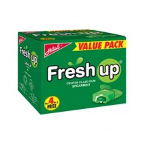 Fresh up Spearmint Bubble Gum Box - Pack of 100 (Rs 2/- Per Piece)