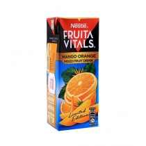 Fruita Vitals Mango Orange Mixed Fruit Drink 200ml