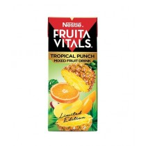 Fruita Vitals Tropical Punch Mixed Fruit Drink 200ml