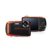 FujiFilm FinePix XP90 Digital Camera Orange