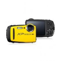 FujiFilm FinePix XP120 Digital Camera Yellow