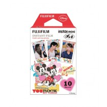 Fujifilm Instax Mini Micky and Friends Instant Film 10 Photos Pack
