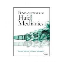 Fundamentals of Fluid Mechanics Book 7th Edition