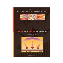 Fundamentals of Heat and Mass Transfer Book 7th Edition