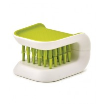 G-Mart Knife and Cutlery Cleaner Brush Green