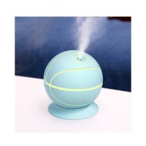 G-Mart Rotatable Basketball Shaped Air Humidifier Blue 240ml