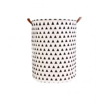 G.Mart Laundry Dirty Clothes Basket With Handle
