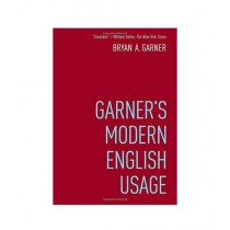 Garner's Modern English Usage Book 4th Edition