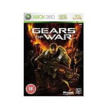 Gears Of War Game For Xbox 360