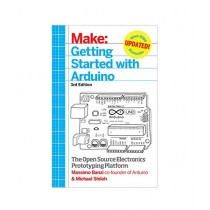 Getting Started with Arduino Book 3rd Edition