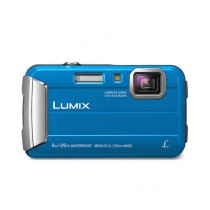 Panasonic Lumix DMC-TS6 Digital Camera Blue