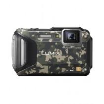 Panasonic Lumix DMC-TS6 Digital Camera Green