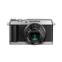 Olympus Stylus SH-2 Digital Camera Silver