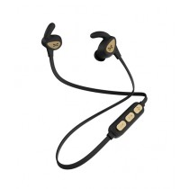 Ghostek Rush Wireless Sport In-Ear Earphone Black/Gold