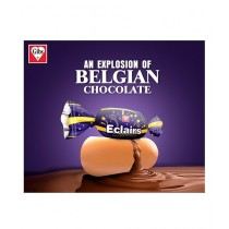 Gibs Eclairs Candy - 50 Piece