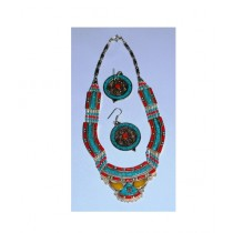 Gilgit Bazar Antique Stones Jewelery Set (GB408)