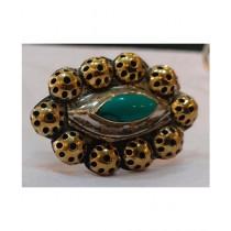 Gilgit Bazar Feroza Stone Ring