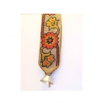 Gilgit Bazar Hand Made Embroidery Door Bell (GB852)