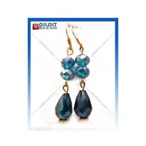 Gilgit Bazar Heated Pearl Earring For Women's (GB1058)
