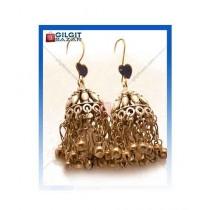 Gilgit Bazar Lapis Lajwar Earring For Women's (GB1069)