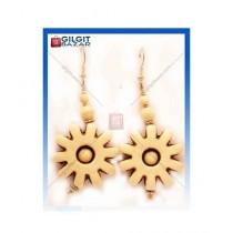 Gilgit Bazar Pearl Earring For Women's (GB1060)
