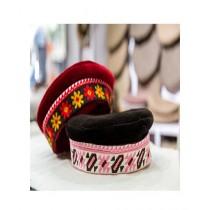 Gilgit Bazar Traditional Ladies Hand Made Cap (GB0101)