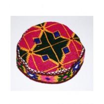 Gilgit Bazar Traditional Ladies Hand Made Cap (GB228)