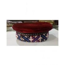 Gilgit Bazar Traditional Ladies Hand Made Cap (GB527)