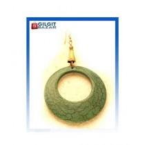 Gilgit Bazar Zahar Mohra Earrings (GB894)